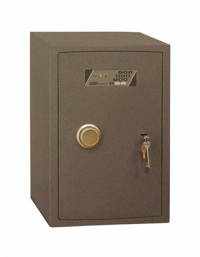 SafeTronics NTR 61 ME kulcs+elektronikus Tűzálló Bútorszéf