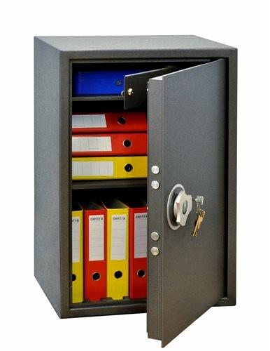 SafeTronics TSS 90 M kulcsos Tűzálló Páncélszekrény