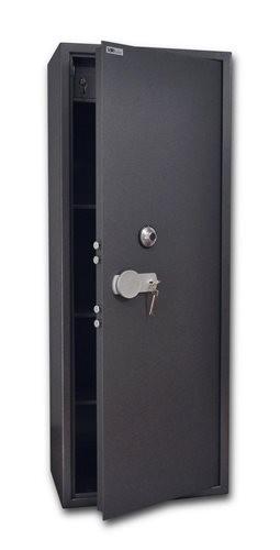 SafeTronics TSS 125 MLaGard kulcs+mechanikus Tűzálló Páncélszekrény