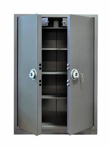 SafeTronics TSS 170 M kulcsos Tűzálló Páncélszekrény