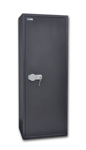 SafeTronics TSS 160 M K5 kulcsos Tűzálló Fegyverszekrény