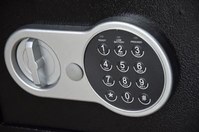 King Safe Protect 20 E elektronikus Bútorszéf